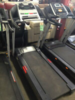 Folding Treadmill - Liquidation Event - We Pay the Tax