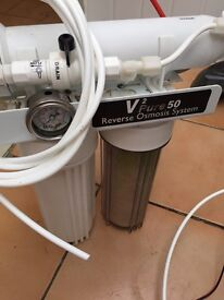V2 Pure RO UNIT with booster pump