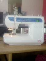 XPERIENCE 520 SWISS DESIGN ELNA sewing machine for sale $399.00