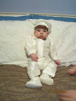 LOST- BABY BOY'S BAPTISM OUTFIT