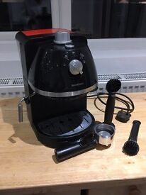 Espresso Coffee machine with Milk Frother