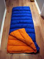 Good quality used sleeping bags, camping tents, etc. needed