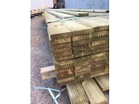 Timber Treated Decking Boards 4.8