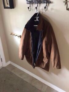 CLAIBORNE DOWN FILLED JACKET