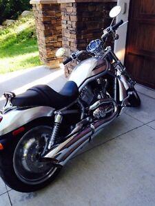 2004 Harley Davidson VRSCA V-ROD