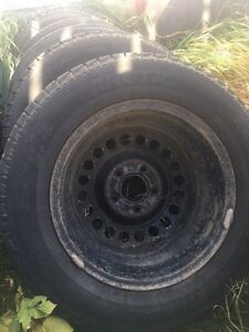 215-60/15 tires Prince George British Columbia image 3