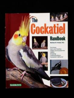 Cockatiel Handbook - Matthew M Vriends PhD/Barron's