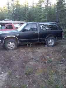 Trade for 150-250ATV or 92 4x4 dodge dakota transfercase