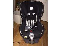 Britax isofix car seat 9-18kg