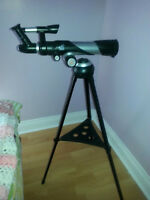 Telescope on Tri-pod