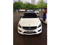Mercedes-Benz CLA Class 2.1 CLA220 CDI AMG Sport 7G-DCT 4dr (Map Pilot, start/stop)