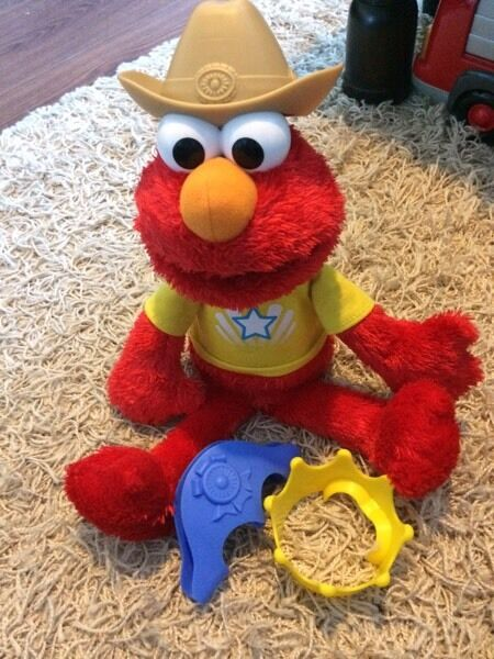 Let's Imagine Elmo £8