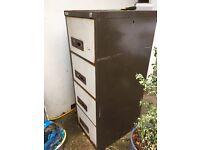 Filing cabinet, garage storage