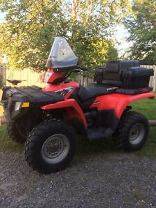 2008 sportsman 500 HO great condition