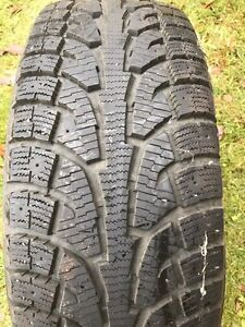 "20"" Winter tires for 1500 or Full size SUV 275/60R20"