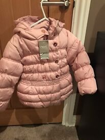 Brand new next coat with tags