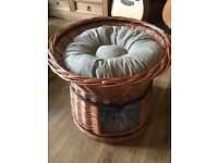 Two tier cat basket bed
