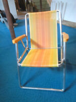 CHAISES DE PATIO / OUTDOOR CHAIRS