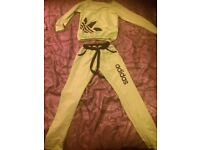 Adidas womans tracksuit
