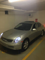 2004 Infiniti G35x Luxury ***155000KM***