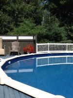 1 1/2 Storey house with pool  - Make an Offer!!