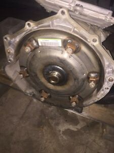 Allison transmission and Rear End and Exhaust