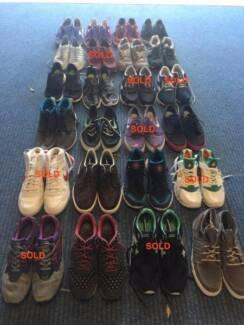 Size US 14 Sneakers - Nike, Asics, Puma, New Balance, Reebok