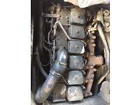 Leyland cummins 6 cylinder engine 1990 model non turbo £650