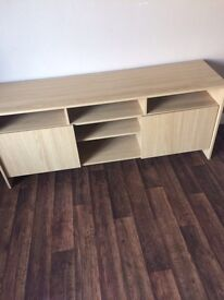 Large to unit with storage