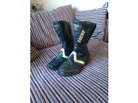 Blythe racing boots