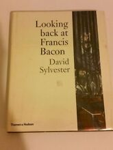 Looking Back at Francis Bacon - By David Sylvester Lindfield Ku-ring-gai Area Preview