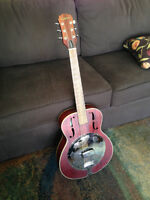 Epiphone Resonator Guitar