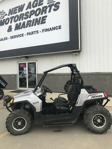 Used 2010 Polaris Ranger RZR 800 Turbo Silver LE