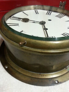 LIKE TO BUY  or REPAIR YOUR SHIP'S CLOCK