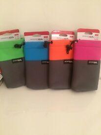 Nintendo 3DS Neon Toggle Case 3DS / DSi XL / SDI / DS Lite