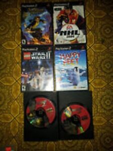 best offer some ps2 games first come first serve