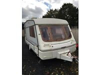 1998 swift corniche 2 berth with awning and many extra