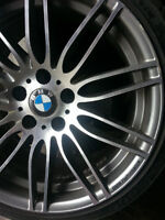 BMW Performance 269 style RIMS with TOYO tires (staggered)