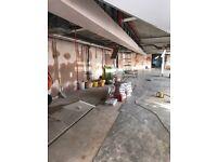Plastering in London