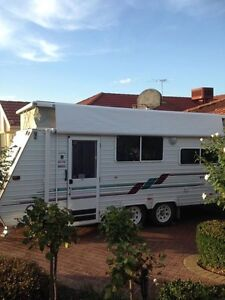 1998 Coromal Seka 535 Pop Top Caravan Warranwood Maroondah Area Preview