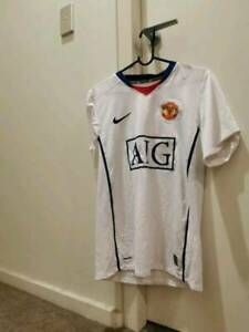 Manchester United 07-08 Away kit Size S
