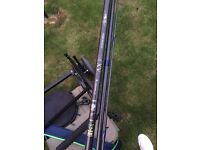 Middy power waggler brand new