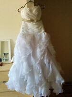 URGENT - Robe de mariée - mariage -