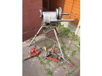 RIDGID ---Threading machine --£700---