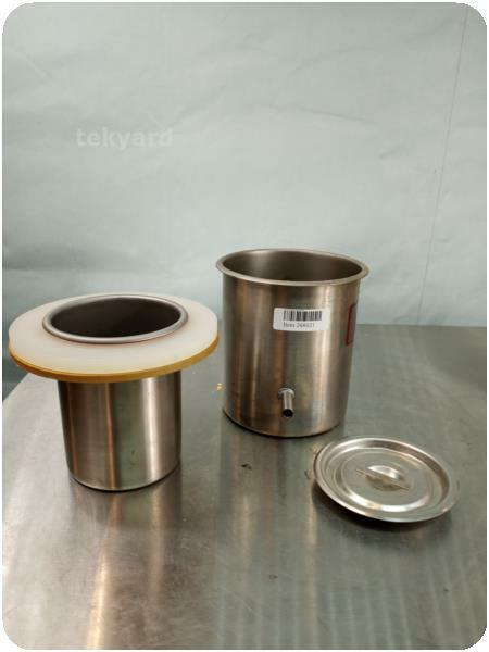 LABCONCO STAINLESS STEEL FREEZE DRYER COMPONENT ! (268021)
