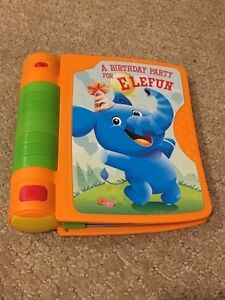 Toddler interactive book in perfect conditions!!