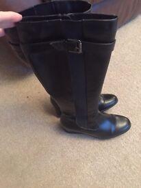 Size 4 next boots