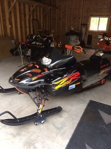 2002 Arctic Cat ZR 800 Cross Country Edition