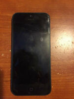 Factory unlocked I phone 5 for sale $295 OBO