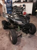 Looking to swap/trade my kfx 700 vforce for utility quad